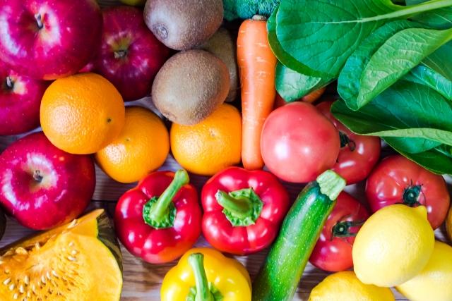 ペニス増大サプリにも配合されるビタミンを食事で摂取する方法